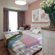 婚房精致卧室图