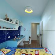 儿童房小置物架展示