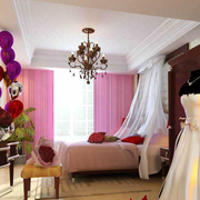 婚房卧室装饰
