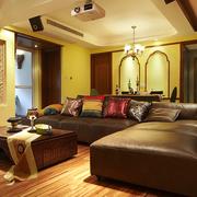 家居美式软装设计