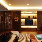 平房精美客厅