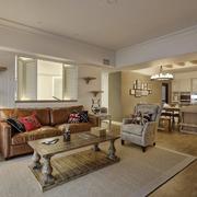 家居客厅沙发欣赏