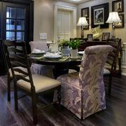 两室一厅餐厅桌椅
