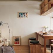 老房客餐厅一厅餐桌设计