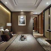 现代卧室图片欣赏