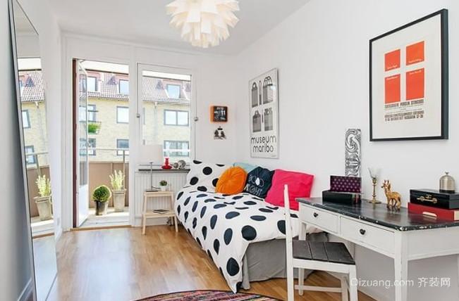 65平米精致小户型现代风格家居装修效果图