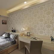 家居卧室壁纸图