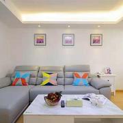 房屋沙发背景墙展示