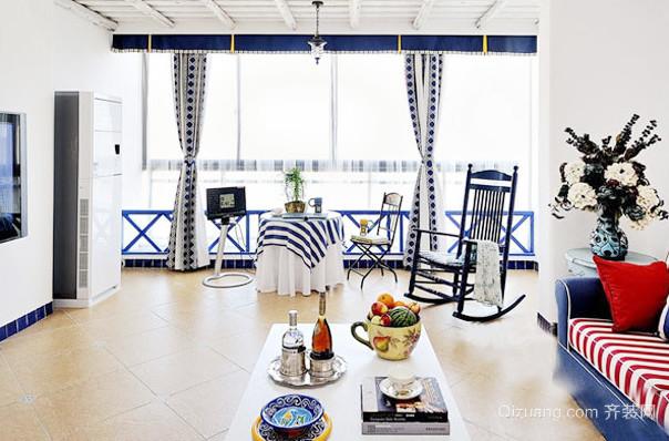 令人眼前一亮的地中海风格别墅装修设计效果图鉴赏