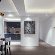 两室两厅精致装饰画
