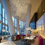 酒店大厅奢华设计