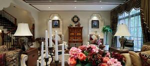 土豪最爱的奢华内涵时尚欧式别墅装修效果图
