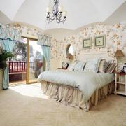 别墅田园卧室欣赏