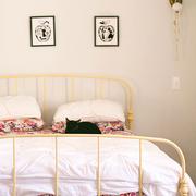 家居田园卧室图