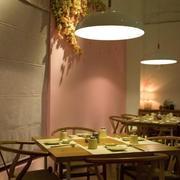 餐厅吊灯展示设计