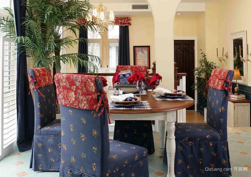 邂逅地中海家居室内装修设计效果图