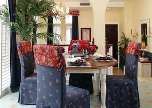 家居餐厅餐桌椅设计