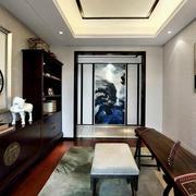 客厅精致装饰品设计
