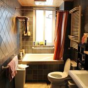 家居美式小卫生间欣赏