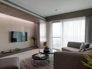 日式风格简约型交换空间装修效果图
