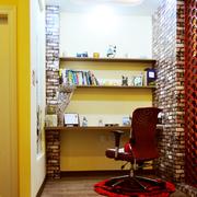 家居自然的书房图片