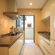 干净优雅的厨房
