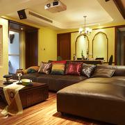家居别墅客厅设计