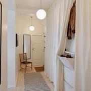 公寓走廊个性展示