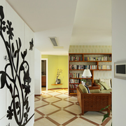 家居地板图形展示