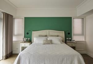 自由空间美式三居室家居室内装修效果图大全