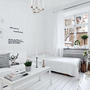 小户型房屋客厅展示