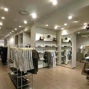都市简洁服装店