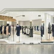 服装店玻璃门设计