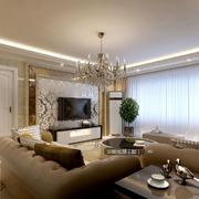 客厅精美时尚的设计
