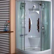 高科技的淋浴房欣赏