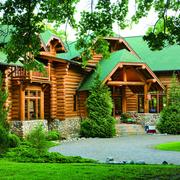 田园小木屋