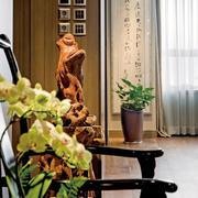 房屋中式装饰画