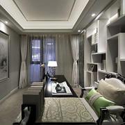 两室一厅大书房设计