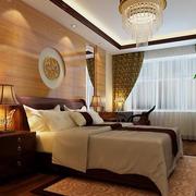 精致完美的卧室图