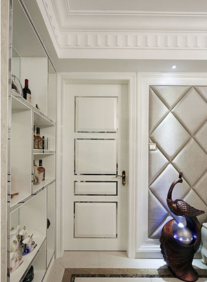 2015个性独特的现代卧室门装修效果图鉴赏