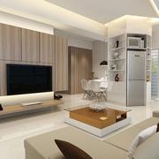 公寓电视柜设计