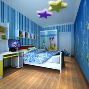 海洋般儿童房