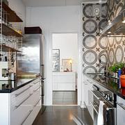 家居小厨房图片