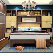 卧室组合床头柜