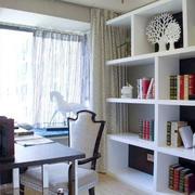 别墅现代简约书房