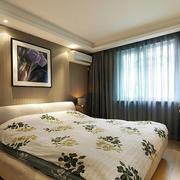 120平米主卧室装饰画