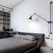 房屋卧室个性灯饰设计