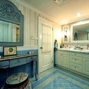 美式风格的居室设计