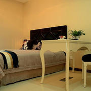 房屋卧室床