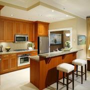 厨房大气精致设计